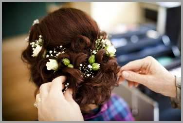 Hair stylist and makeup in Spain for your wedding